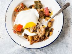 Our 11 Best Cast-Iron Skillet Recipes To Cook This Fall: Todd's Turkey Hash