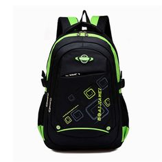 Sale 13% (28.96 ) - Waterproof Children School Bag Girls Boys Travel  Backpack 899495602ac93