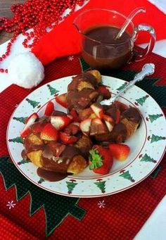 Christmas breakfast: Chocolate gravy recipe | Detroit Free Press | freep.com