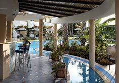 Dining at Atrium Palace Thalasso Spa Resort Kalathos Rhodes Greece