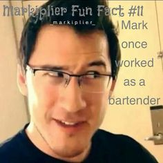 Markiplier fun fact #11