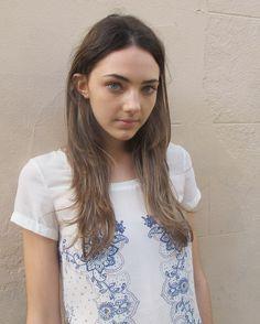 Photo of Australian fashion model Amelia Zadro. Amelia Zadro, Vogue, Australian Fashion, Model Photos, Gorgeous Women, My Girl, Fashion Models, Hair Cuts, Hair Beauty