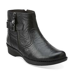 The country take on an ankle boot.