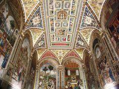 Pinturicchio - Piccolomini Library - Siena Cathedral