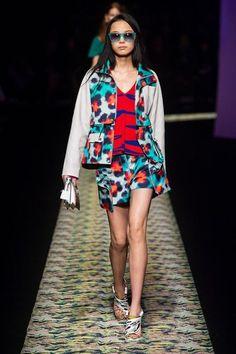Kenzo Spring-Summer 2013 Paris Fashionweek