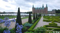 Frederiksborg Slot Danmark