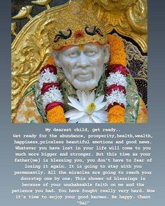 Sai Baba Miracles, Spiritual Religion, Sai Baba Pictures, Sai Baba Quotes, Gayatri Mantra, Hanuman Images, Sai Baba Wallpapers, Devotional Quotes, Indian Bridal Hairstyles