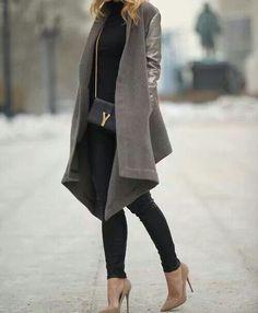 I appreciate a good coat.
