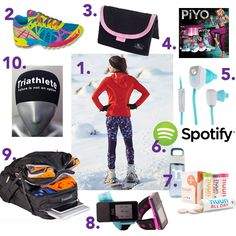 Fit Fanatic Gift Guide | Iowa City Moms Blog #CMBNSisterSites