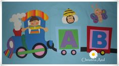 Pre School, Little Ones, Crafts For Kids, Logos, Games, Preschool, Train, Early Education, Murals