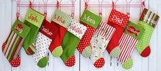 Christmas Stocking- etsy