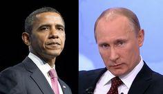 © Colagem: Voz da Rússia Moscou propõe debater a situação grave em torno da Síria na cúpula dos G20, declarou o presidente da Rússia, Vladim...