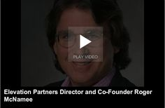 Why Are Social Startups Over? Why Will HTML 5 Revolutionize The Media And Advertising Industries? Elevation Partners Co-founder and Facebook Investor Roger McNamee #video