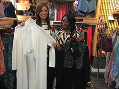 Join Ashley James, Kelly Swoope and Baltimore Blogger @kwest1908 for #ScandalShopping