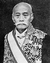 Baron Narahara Shigeru (奈良原 繁?, 1834 – 1918), also known as Narahara Kogorō. A samurai of Satsuma Domain prior to the Meiji Restoration, he played a role in opposing radical elements among his fellows, though he may also have been responsible for the killing of the Englishman Richardson in the 1862 Namamugi Incident.