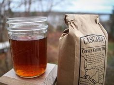 Hot or cold, in a soda, hot toddy or beer — people are finding all sorts of ways to imbibe cascara. It& a caffeinated, tea-like drink with a fruity flavor made from dried coffee cherries. Best Coffee, My Coffee, Coffee Break, Coffee Shop Menu, Coffee World, Hot Toddy, Coffee Roasting, New Recipes, Cooking Recipes