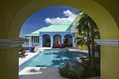 A Luxury Retreat - Ridgemont House Villa, Tortola