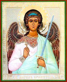 The Guardian Angel - St. Elisabeth Convent - #CatalogOfGoodDeeds #Orthodox…