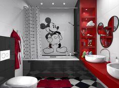 Hey Mickey! Bathroom For Kids.