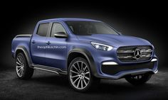 2017 Mercedes-Benz X-Class by Theophilus Chin