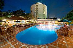 Hotel Pegasus, Georgetown Guyana.