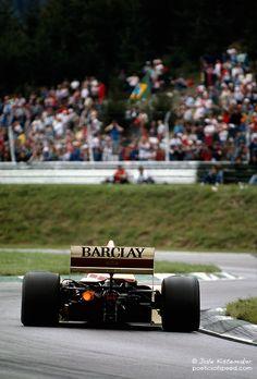 Arrows-BMW Backfire, Austrian GP, 1985