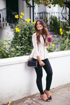Pretty Peplum — Mimi Ikonn