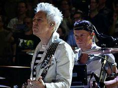 U2 - Larry Mullen Jr and Adam Clayton, SOI tour