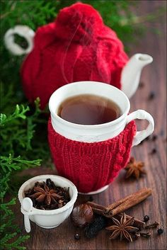 Winter Tea | Christmas on The Way