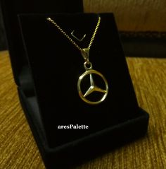 Necklace Designs, Ring Designs, Mercedes Accessories, Gold Material, Mercedes Benz, 925 Silver, Palette, Lovers, Etsy Shop