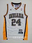 For Sale - Indiana Pacers 24 Paul George Swingman Basketball Jersey Shirt White size SMALL