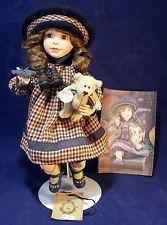 "Boyds 12"" Doll ALLISON & ANDY BIRD WATCHIN Yesterdays Child Collection 1999"