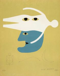 victor brauner ︎Artist, Painting, Surreal ︎ Ventral Is Golden Romanian folklore, symbolic iconography, mythical creatures and a deeply. Victor Brauner, Bad Art, Body Sketches, Max Ernst, Book Drawing, Naive Art, Mythical Creatures, Creatures 3, Outsider Art