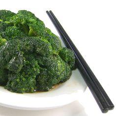 Hong Kong-Style Broccoli