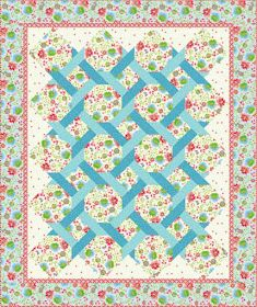 The snowball pattern is one of the best-known of all Amish quilt blocks. It is a pattern that fools the eye by creating an optical illusion. Patchwork Quilt Patterns, Quilt Block Patterns, Quilt Blocks, Puzzle Quilt, Floral Quilts, Shirt Patterns, Square Patterns, Clothes Patterns, Dress Patterns