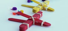 Kids can explore levers and the properties of force and work by making their own catapults. Here's a great DIY activity to enforce critical thinking.