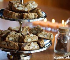 Julekaker | Det søte liv Biscotti, Cereal, Stuffed Mushrooms, Muffin, Yummy Food, Baking, Vegetables, Dessert, Breakfast