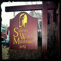Salem, un destino donde pasar un Halloween espeluznante #Halloween #blogdeviajes