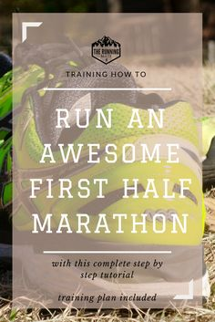 Read this how to guide to prepare for an awesome next half marathon. Click for more information on running half marathons