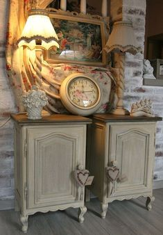 IMG_0926 French Country Style, Decoration, Home Accents, Creations, Shabby, Things To Come, Clock, Cottage, Classic