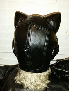 Bondage discipline helmet just LOVE
