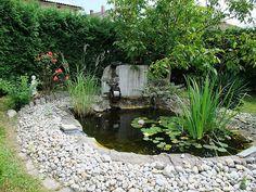 Garden Pond by BulletGirl, via Flickr