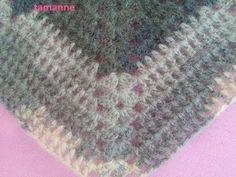 Crochet Shawl, Crochet Baby, Knit Crochet, Moda Emo, Baby Feet, Crochet Patterns, Bee, Blanket, Knitting