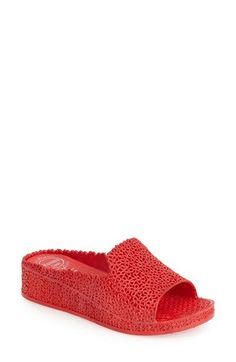 Jeffrey Campbell 'Fling' Cutout Sandal (Women) available at #Nordstrom