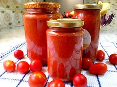 Cookbook Recipes, Cooking Recipes, Ketchup, Salsa, Mason Jars, Food And Drink, Homemade, Canning, Eat