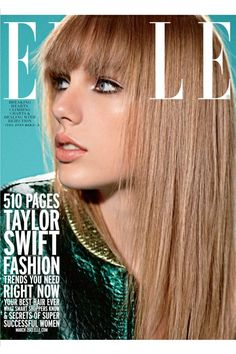 Taylor Swift March 2013 Cover - Taylor Swift Fashion Shoot