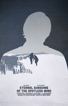 Minmal Movie Posters: William Henry // Eternal Sunshine of the Spotless Mind