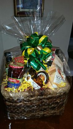 Personalized basket