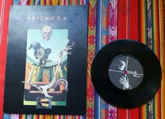 "PSYCHIC TV - Roman P. 7"" Sordide Sentimental"