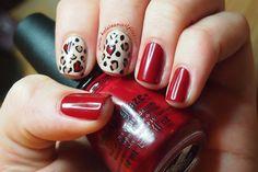 Kelsie's Nail Files: Love-ly Leopard